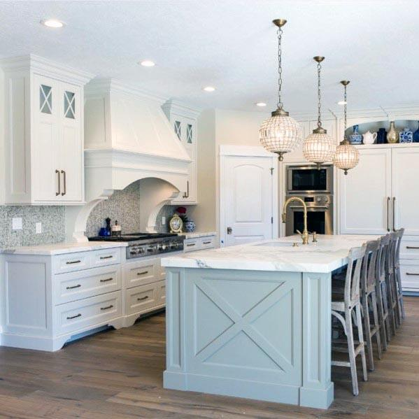 Awesome Kitchen Ideas White Color Absolute Flooring